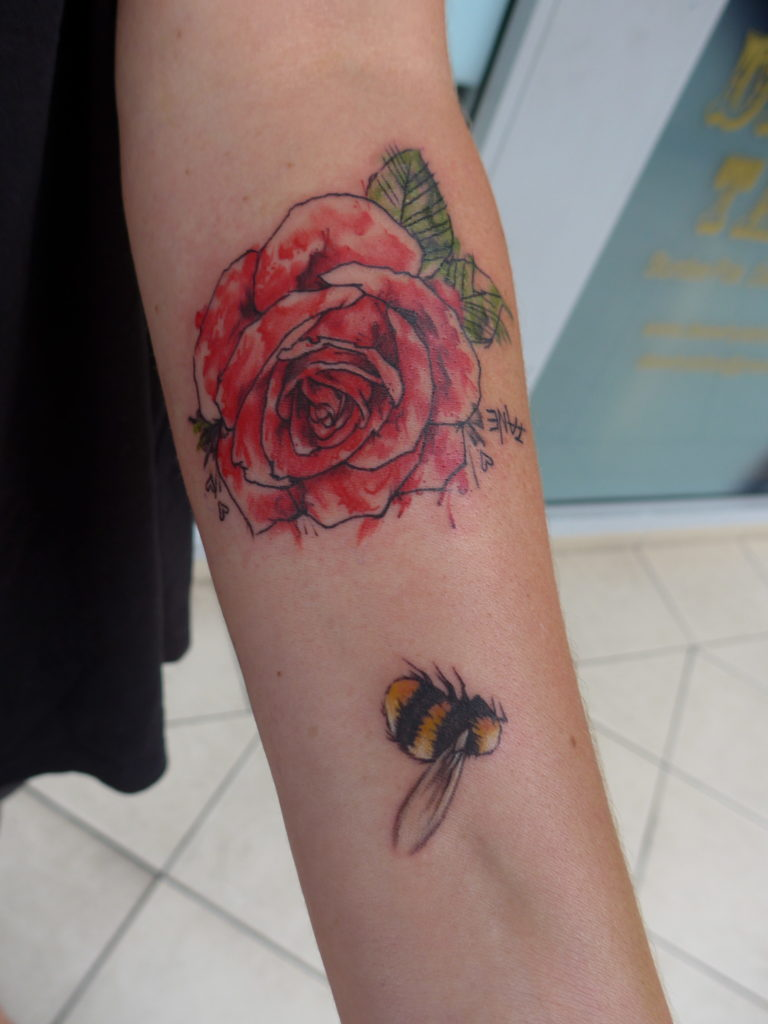 Date tattoos in Sydney